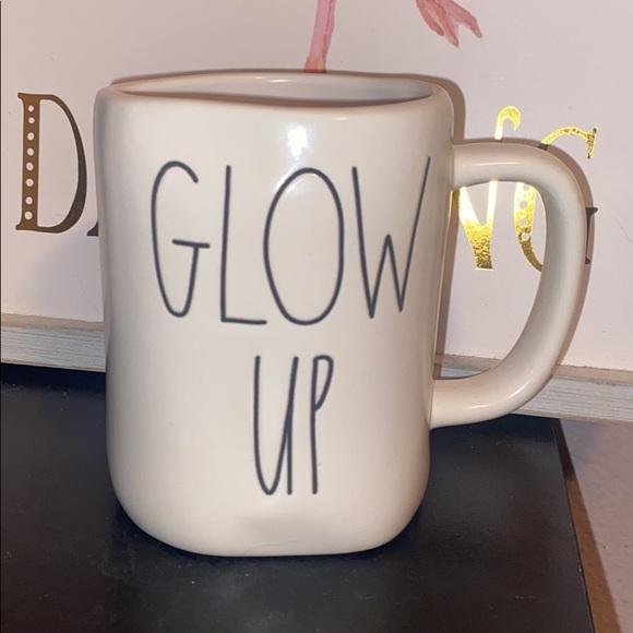 Rae Dunn Glow Up Mug